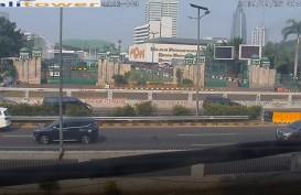 Kondisi Tol Di Sekitar Gedung MPR/DPR Sudah Normal, Cek CCTV Ini