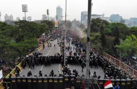 Massa Tanpa Almamater Diduga Provokasi Demo Mahasiswa Berujung Ricuh