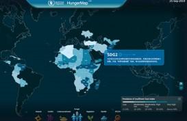 Alibaba Luncurkan Peta Digital Pelacak Stok Pangan & Korban Kelaparan Global