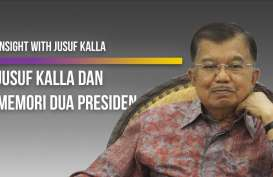 Insight With Jusuf Kalla, Wakil Presiden Republik Indonesia