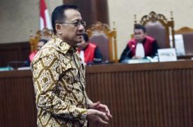 MA Kurangi Hukuman Mantan Ketua DPD RI Irman Gusman…