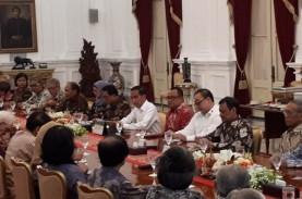 Presiden Jokowi Bertemu Tokoh Berbagai Bidang di Istana