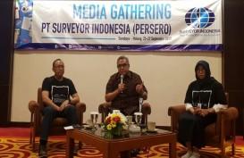 Surveyor Indonesia Optimitis Bisa Lampaui Target Pendapatan 2019
