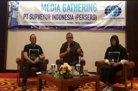 Surveyor Indonesia Optimitis Bisa Lampaui Target Pendapatan…