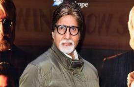 Legenda Bollywood Amitabh Bachchan akan Terima Penghargaan Film Tertinggi India