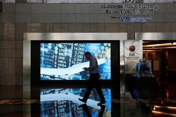 Bursa Efek Indonesia - Reuters/Willy Kurniawan