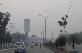 Riau Belum Cabut Status Darurat Pencemaran Udara