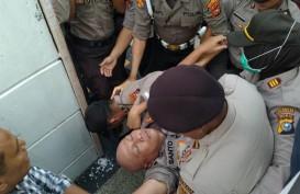Kapolresta Pekanbaru Pingsan, Terinjak Massa Pendemo Revisi UU KPK