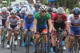 Aiman Cahyadi Tercepat Etape II Tour de Banyuwangi…