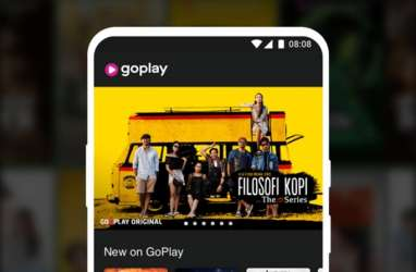 Gojek Luncurkan Goplay, Layanan Streaming Film dan Serial TV