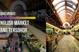 Wisata di Pasar Legendaris Irlandia