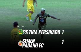 Tira Persikabo Seri 1-1 Lawan Semen Padang, masih Bertengger di Posisi 2. Ini Videonya