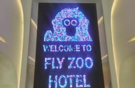 Mengintip FlyZoo, Hotel Futuristik Besutan Alibaba