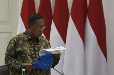 Darmin: Isu Penggulingan Donald Trump Berpotensi Untungkan Indonesia