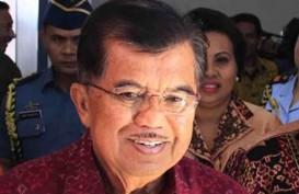 Wapres JK Saksikan Indonesia Hibah 2 Kapal untuk Nauru