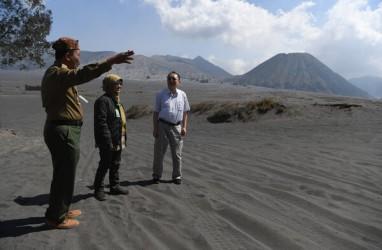 198 Hektare Kawasan Hutan Semeru Terbakar