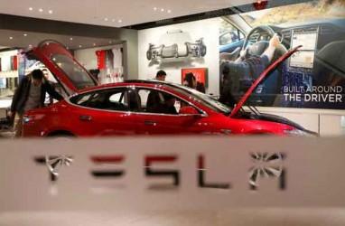 Produsen Mobil Listrik Tesla Rampungkan Pabrik Utamanya di Shanghai