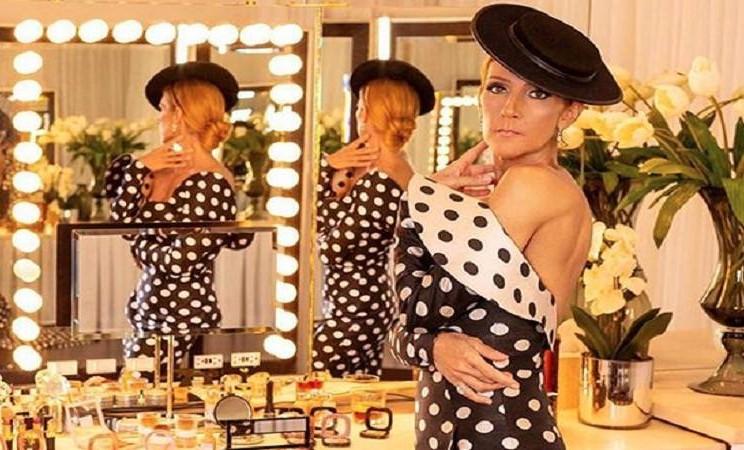 Celine Dion - Instagram @celinedion