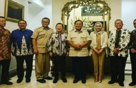 Prabowo dan Suharso Diplomasi Bakso