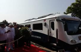 PT KAI Luncurkan Kereta Jakarta-Bandung Semi Cepat