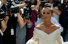 Dikritik Terlalu Kurus, Celine Dion: Apa yang Salah dengan Tubuh Saya?