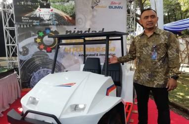 Pindad Enjiniring Indonesia Teken Kerja Sama dengan PT KAI