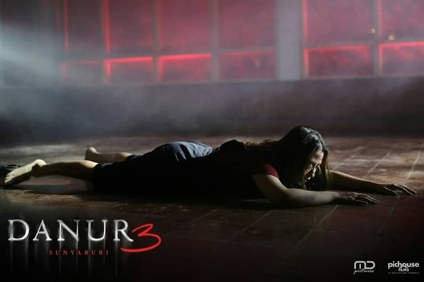 Foto teaser film Danur 3: Sunyaruri - Dok. MD Pictures