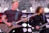 Vokalis Kembali Direhabilitasi, Metallica Tunda Konser