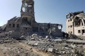 Kelompok Houthi Klaim Tahan Ribuan Tentara Arab Saudi…