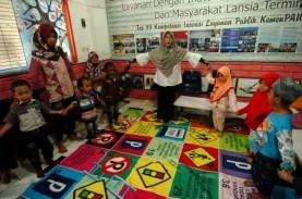 Guru PAUD Jakarta Bakal Terima Honor Rp500.000 per…