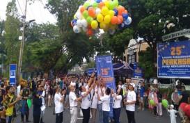 BFI Perkasa Carnival di Banjarmasin Berlangsung Meriah