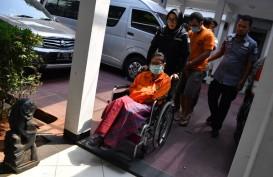 Sri Bintang Pamungkas Saksikan Anaknya Ditangkap