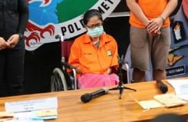 Ini HNY, Putri Sri Bintang Pamungkas, Tersangka Kasus Narkoba