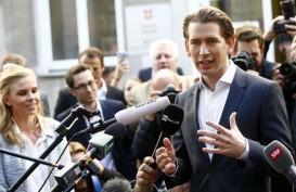 Menangkan Pemilu Austria, Kurz akan Kembali Berkuasa