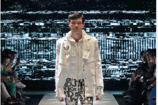 Danjyo Hiyoji yang menjadi penutup gelaran busana tahunan Plaza Indonesia Men's Fashion Week (PIMFW) 2019. - Istimewa