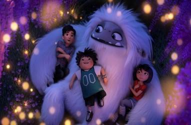 Film Animasi Abominable Puncaki Box Office Akhir Pekan