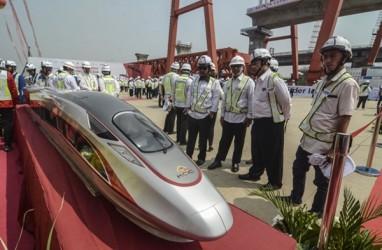 KCIC : Trase Kereta Cepat Jakarta-Bandung Tersambung 2020