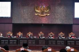 Gugatan UU Pemilu: MK Kembali Batalkan Syarat Persebaran…