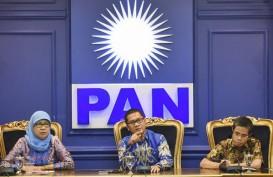 Zulhas, Mulfahri, Asman Abnur, dan Hanafi Rais Calon Pimpinan MPR PAN
