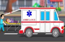Demo 30 September, Lebih 20 Ambulans Masuk dan ke Luar RSAL Mintohardjo