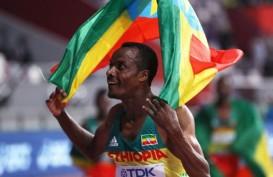Hasil Kejuaraan Dunia Atletik, Muktar Edris Juara Lagi di Lari 5.000 Meter