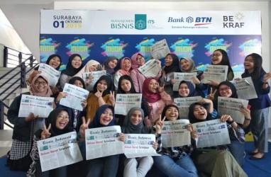 Bisnis Indonesia Dorong Pertumbuhan Entrepreneur Muda Surabaya