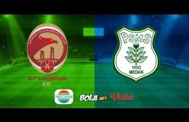 Sriwjaya FC Takluk 1-2 dari PSMS, tapi Aman di 4 Besar. Live Sekarang