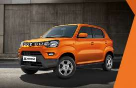 Maruti Suzuki Kenalkan SUV S-Presso