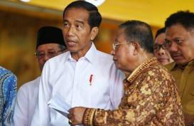 Gantikan Puan, Jokowi Tunjuk Darmin Nasution Jabat Plt Menteri Koordinator PMK