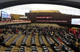 Pelantikan DPR : Tak Sampai 30.000 Suara, 23 Politisi…