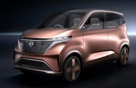 Usung Tema Ultimate Urban Commuter, Nissan Rilis Mobil Konsep IMk