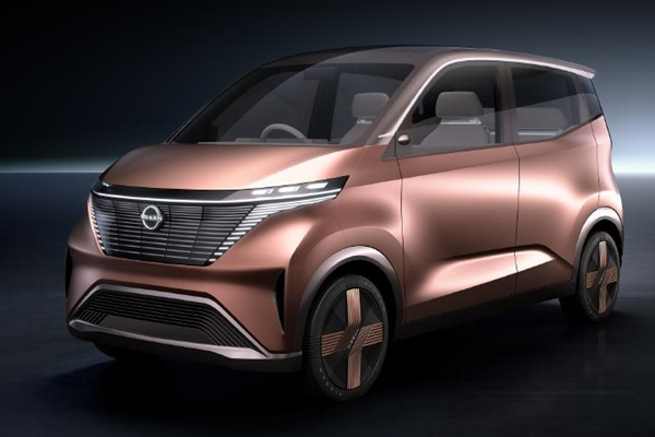Nissan IMk - Nissan