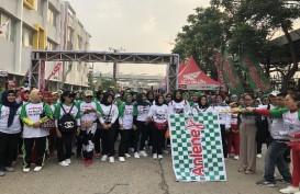3.000 Orang Meriahkan Hari Olah raga Nasional di Palembang
