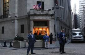 Manufaktur dalam Resesi, Wall Street Drop